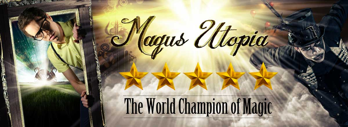 The Successful Entertainers – The World Chapions of Magic
