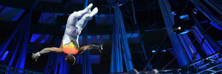 Flying Farfans Flying Trapeze – Costume