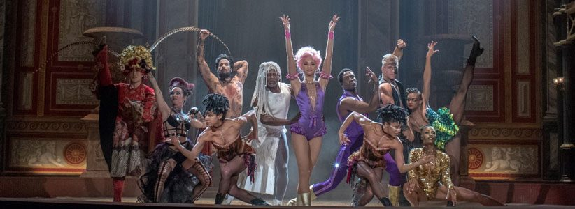 The Sparkle & Delight of the Greatest Showman Costumes