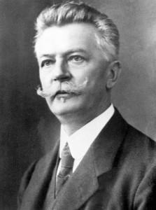 Daniel Swarovski, the founder